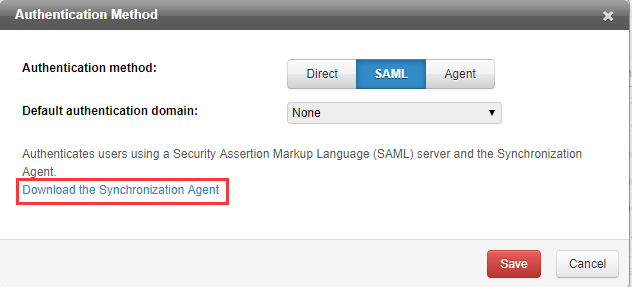 SAML_Agent