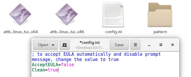 ATTK for Linux Malware Cleanup