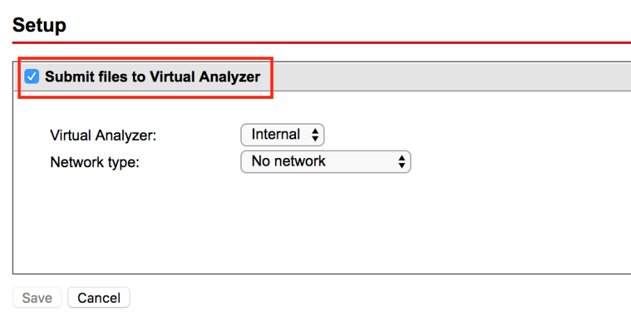 virtual analyzer