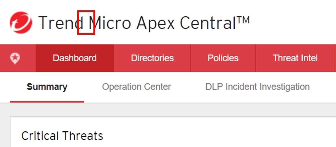Apex Central