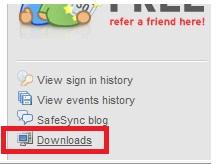 Click Downloads