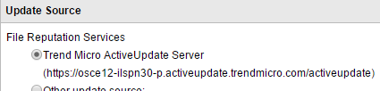 ActiveUpdate source