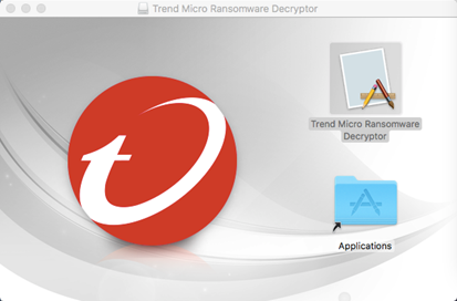 Trend Micro Ransomware Decryptor for Mac