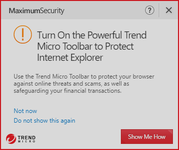 Protect Internet Explorer with the Powerful Trend Micro Toolbar