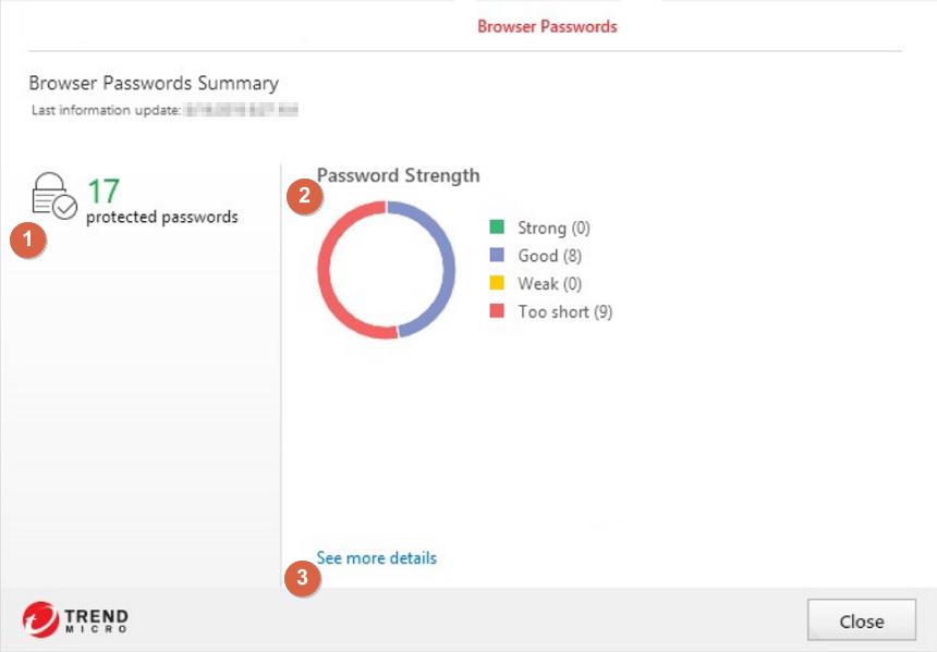 Browser Passwords