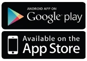 Google Play Store and Apple App Store