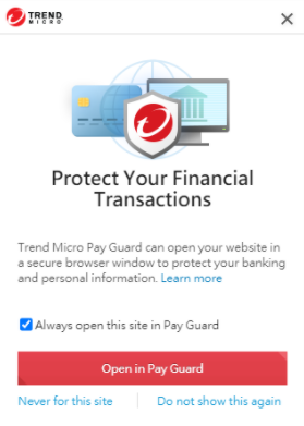 Protect Your Financial Transactions with Pay Guard