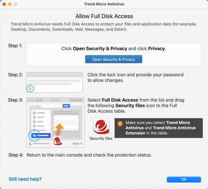 Open Security & Privacy