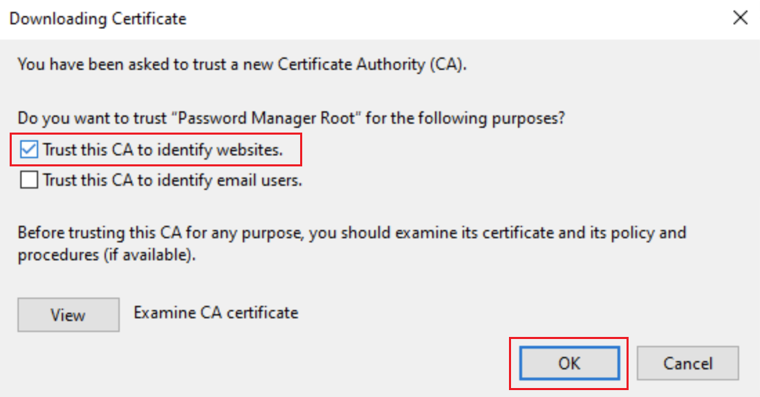 trust this CA password manager.png