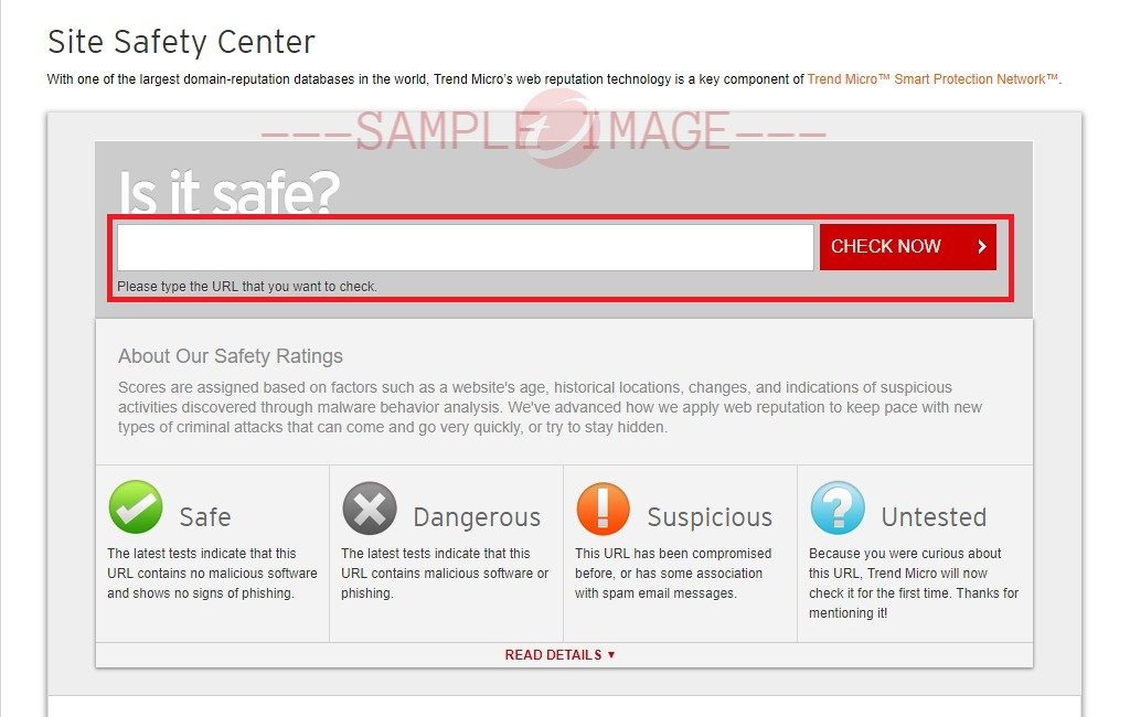 Site Safety Center