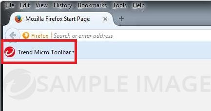 Trend Micro Toolbar