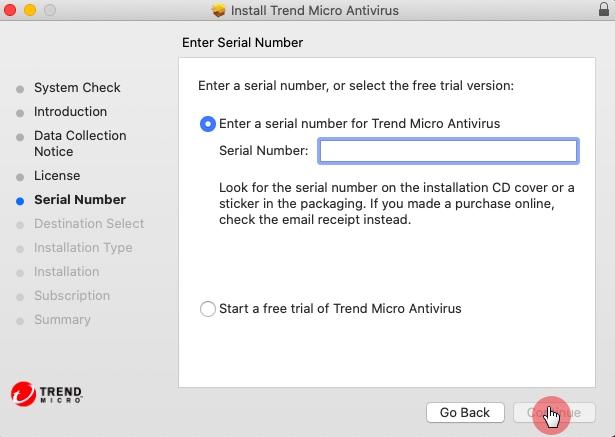 Enter_Serial_Number_Antivirus_for_Mac