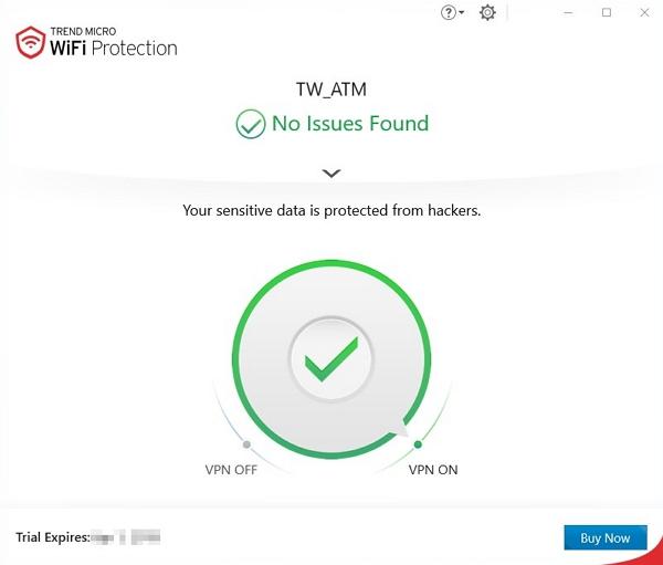 Enable VPN UWP