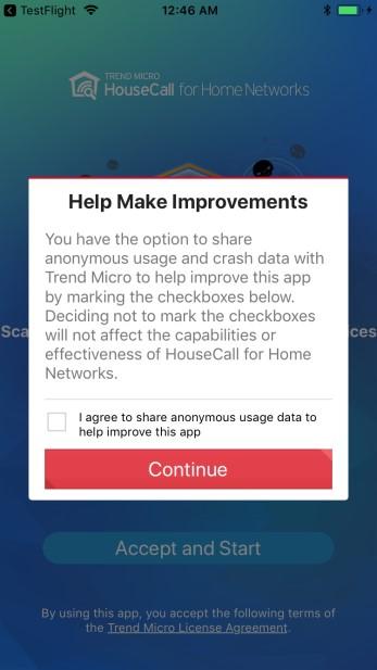 Help Make Improvements