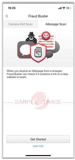 iMessage Scan