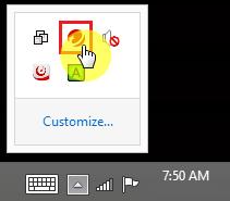 Windows 10 Desktop - Trend Micro icon