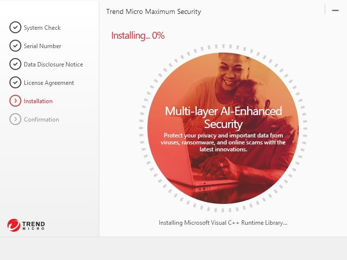 Installation_Now_Installing_Maximum_Security
