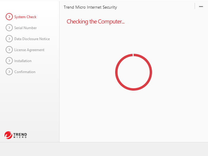 How to install Internet Security · Trend Micro for Home