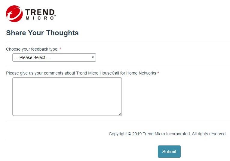 Send Feedback