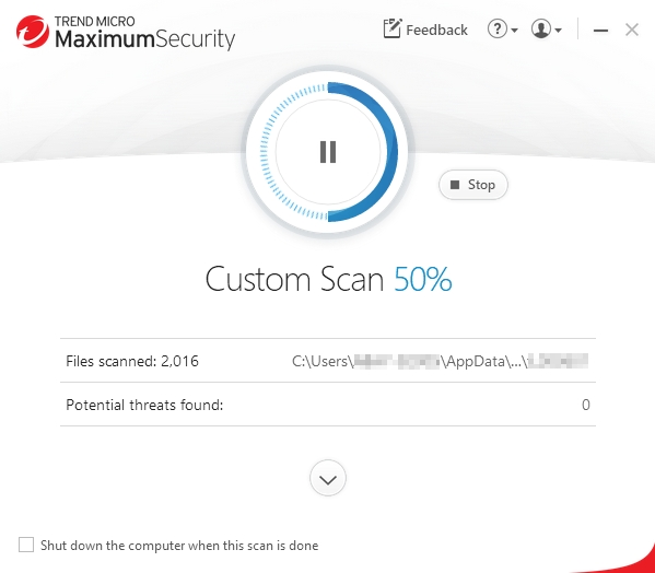 Custom_Scan_Trend_Micro_Security